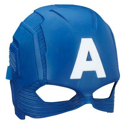 Máscara - Marvel Avengers - Capitão América Guerra Civil - Capitão América - Hasbro - Disney