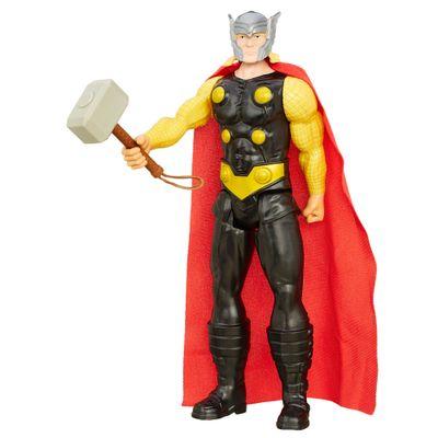 Boneco Articulado 30cm - Titan Hero Series - Marvel Avengers - Thor - Hasbro - Disney