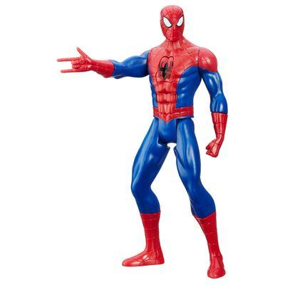 Figura Articulada 30cm - Marvel Ultimate Spider-Man - Sinister 6 - Homem Aranha Eletrônico - Hasbro - Disney