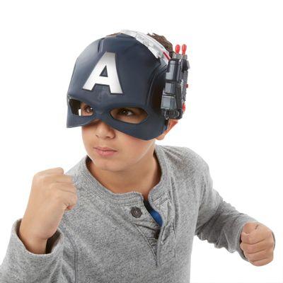 Máscara Eletrônica - Marvel - Capitão América Guerra Civil - Capitão América - Hasbro - Disney