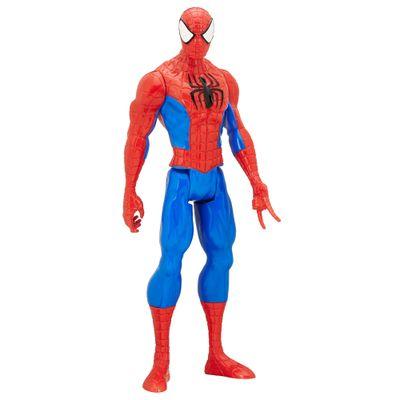 Boneco Articulado 30cm - Titan Hero Series - Marvel Ultimate Spider-Man - Sinister 6 - Homem Aranha - Hasbro - Disney