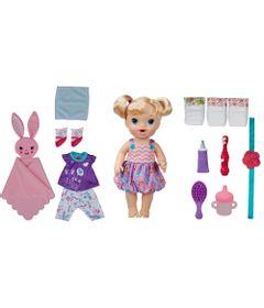 Boneca-Bebe---Baby-Alive---Festa-do-Pijama---Loira---Hasbro