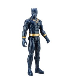Figura-Articulada-30cm---Titan-Hero-Series---Marvel-Avengers---Pantera-Negra---Hasbro