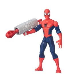 Boneco-Articulado-15cm---Marvel-Ultimate-Spider-Man---Sinister-6---Homem-Aranha---Hasbro