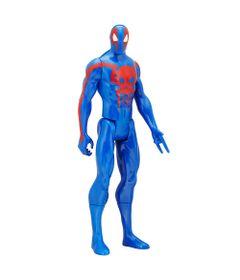 Boneco-Articulado-30cm---Titan-Hero-Series---Marvel-Ultimate-Spider-Man---Sinister-6---Spider-Man-2099---Hasbro