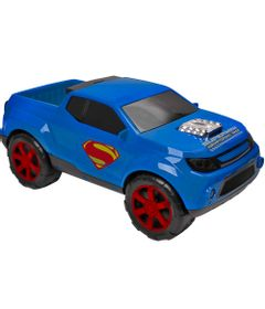 Carrinho-de-Roda-Livre---Batman-Vs-Superman---A-Origem-da-Justica---Free-Driver---Superman-Kryptonian-Race---Candide