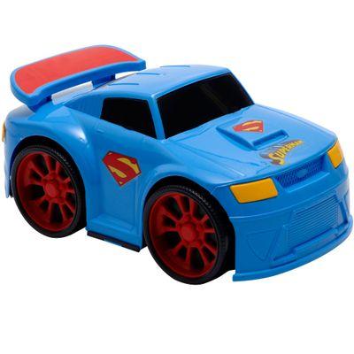 Carrinho-de-Roda-Livre---DC-Liga-da-Justica---Race-Machine---Superman---Candide