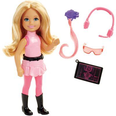 Mini Boneca Barbie - Barbie e As Agentes Secretas - Babie e Acessórios - Mattel