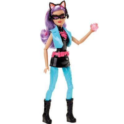 Boneca Barbie - Barbie e As Agentes Secretas - Vilã Gatuna - Mattel