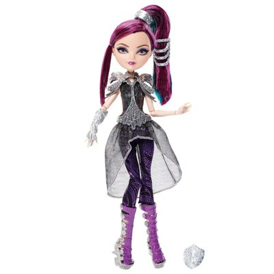 Boneca Ever After High - Jogos de Dragões - Raven Queen - Mattel