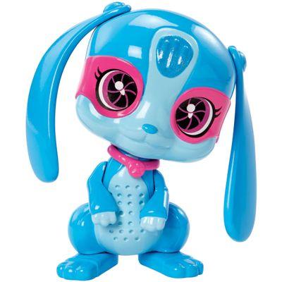Mini Boneca Pet Barbie - Barbie e As Agentes Secretas - Coelinho - Mattel