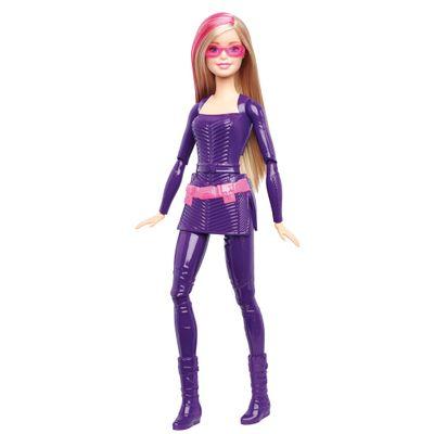 Boneca Barbie - Barbie e As Agentes Secretas - Barbie com Acessórios de Fuga - Mattel