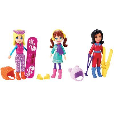 Conjunto-de-Bonecas---Ferias-da-Polly-Pocket---Polly-Ferias-na-Neve---Mattel