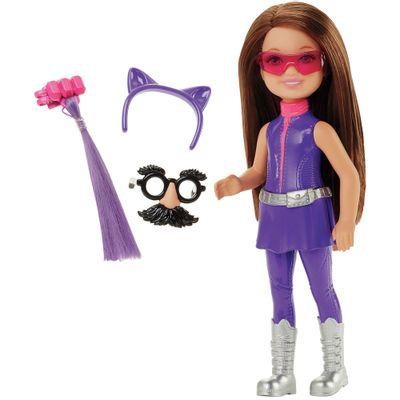 Mini Boneca Barbie - Barbie e As Agentes Secretas - Chelsea e Acessórios - Mattel