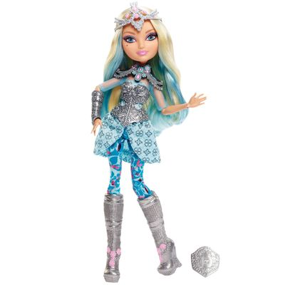 Boneca Ever After High - Jogos de Dragões - Darling Charming - Mattel