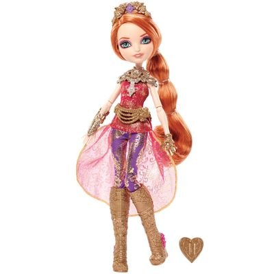 Boneca Ever After High - Jogos de Dragões - Holly O'Hair - Mattel