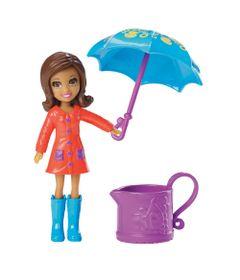 Mini-Boneca-Polly-Pocket---Diversao-na-Chuva---Shany---Mattel