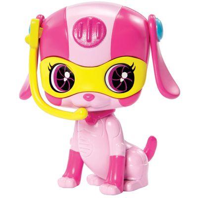 Mini Boneca Pet Barbie - Barbie e As Agentes Secretas - Cachorrinho - Mattel