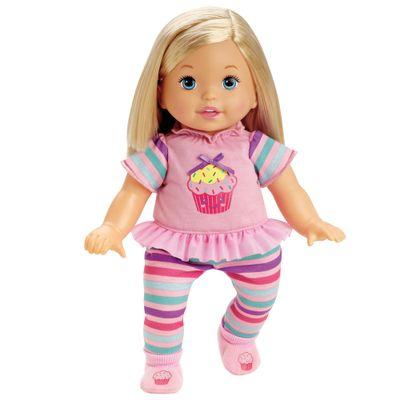 Boneca Bebê - My Little Mommy - Doce Bebê - Pijama CupCake - Mattel