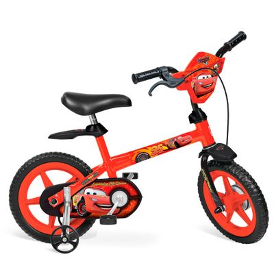 Bicicleta Infantil - Aro 12 - Disney Cars - Bandeirante