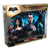 Quebra-Cabeca---250-Pecas---DC-Comics---Batman-Vs-Superman---A-Origem-da-Justica---Grow