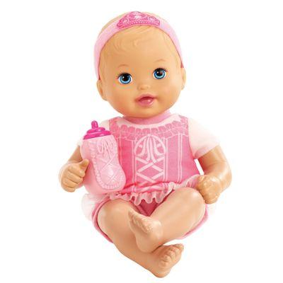 Boneca Bebê - My Little Mommy - Recém Nascido - Roupinha Pink - Mattel