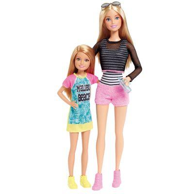 Bonecas Barbie - Família da Barbie - Barbie e Stacie - Mattel