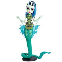Boneca-Basica---Monster-High---A-Assustadora-Barreira-de-Corais---Frankie-Stein---Mattel