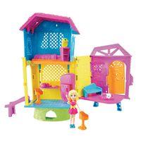 Playset-e-Mini-Boneca-Polly-Pocket---Club-House-da-Polly---Mattel
