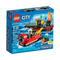 60106---LEGO-City---Conjunto-de-Iniciacao---Combate-ao-Incendio