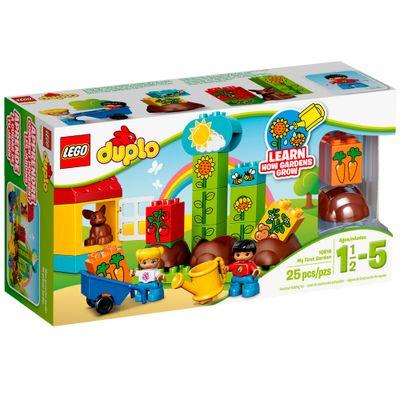 10819 - LEGO Duplo - Meu Primeiro Jardim
