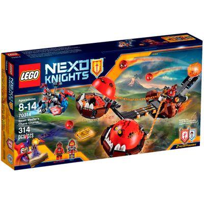 70314 - LEGO Nexo Knights - Veículo com Catapulta Mestres das Bestas