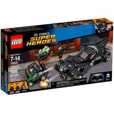 76045 - LEGO DC Super Heroes - Batman Vs Superman - A Origem da Justiça - Batmóvel