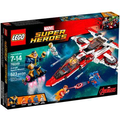 76049 - LEGO Super Heroes - Marvel Avengers - Nave de Batalha no Espaço - Disney