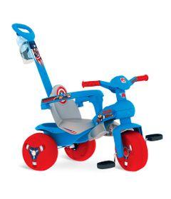 Triciclo---Veloban-de-Passeio---Marvel-Capitao-America---Bandeirante