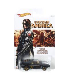 Carrinho-Hot-Wheels-Colecionavel---Serie-Marvel-Capitao-America---The-Winter-Soldier---Rivited---Mattel