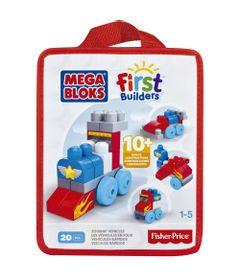 Mega-Bloks---First-Bloks---Sacola-com-20-Pecas---Veiculos---Mattel