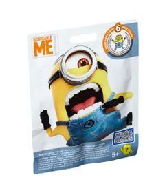 Figura-Surpresa---Mega-Bloks---Minions---Mattel