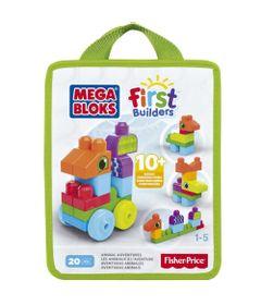 Mega-Bloks---First-Bloks---Sacola-com-20-Pecas---Animais---Mattel