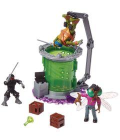 Mega-Bloks---Tartarugas-Ninja---Conjunto-Mutacao---Mattel