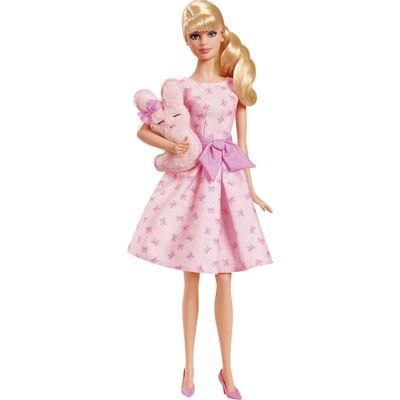 Boneca Barbie Colecionável - É Menina! - Mattel