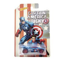 Carrinho-Hot-Wheels-Colecionavel---Serie-Marvel-Capitao-America---Capitao-America-e-Bucky---Spectyte---Mattel