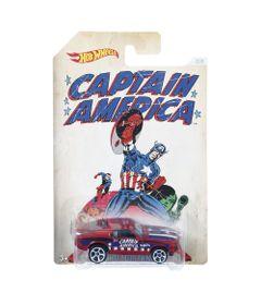 Carrinho-Hot-Wheels-Colecionavel---Serie-Marvel-Capitao-America---Capitao-America---70-Ford-Mustang-Mach-1---Mattel