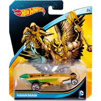 Carrinho-Hot-Wheels---Personagens-DC-Comics---Gaviao-Negro---Mattel