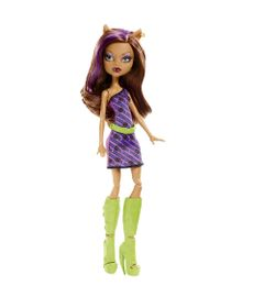 Boneca-Monster-High---New-Style---Clawdeen-Wolf---Mattel