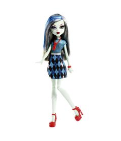 Boneca-Monster-High---New-Style---Frankie-Stein---Mattel