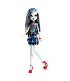 Boneca-Monster-High---New-Style---Frankie-Stein---Mattel