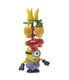 Playset-Mega-Bloks---Pequeno---Minions---Chapeu-de-Frutas---Mattel