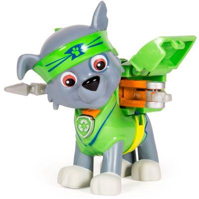 Mini-Figura-com-Mecanismo---Patrulha-Canina---Serie-Herois-Karate---Rocky---Sunny