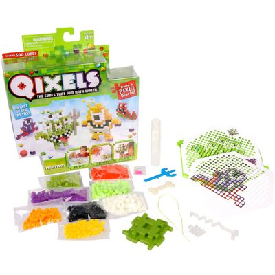 Fabrica-de-Personagens-Qixels---Build-a-Pixel---Serie-Monsters---Multikids
